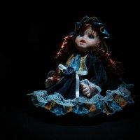 Страх темноты :: Светлана Лаврова