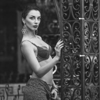 Кристина :: Lisa Shaburova