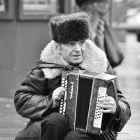 Одинокая бродит гармонь :: Тамара Гереева
