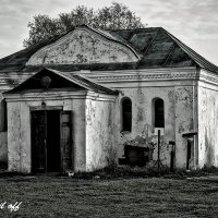 Домик у хр. на Нерли 850 лет :: Александр Панфилов