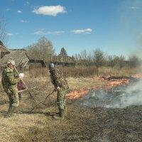 Пожар :: leo yagonen