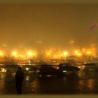 Город и туман :: Валентина Данилова