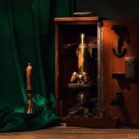 Микроскоп 1834 г. :: Светлана Л.