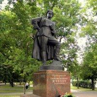Памятник маршалу Г.К.Жукову в Москве. :: Елена