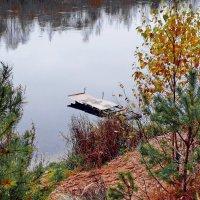 Осень  у  реки. :: Валера39 Василевский.
