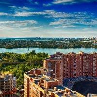 Городской пейзаж :: Sergey Kuznetcov