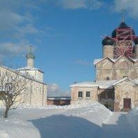 Зеленецкий монастырь :: Виктор Никитенко