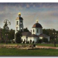 Церковь «Божией Матери Живоносный Источник» в Царицыно :: GaL-Lina .