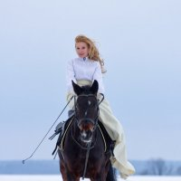 Софья и Эрлонд :: Наталья Цуканова