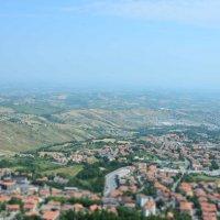 Итальянский пейзаж :: Диана