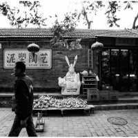Пекин, улица Гоцзыцзянь :: Ирина Чуднова