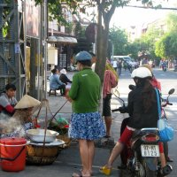 Вьетнам, уличный фаст фуд :: Татьяна Нижаде
