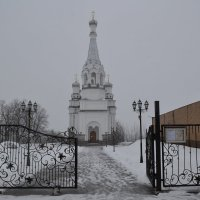 Александровская церковь на Бабигонских высотах. :: Наталья Левина
