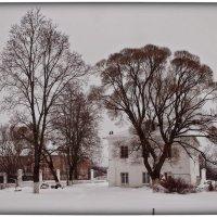 город Киржач, Свято-Блоговещенский женский монастырь :: Natalia Mihailova