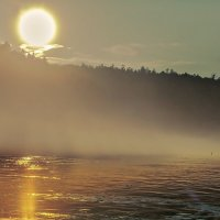 туман и солнце :: Игорь Мухамадеев