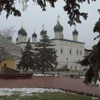 Из серии Зимние виды Астраханского кремля :: Алена Рыжова