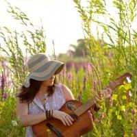 Летняя мелодия :: Катерина Морозова