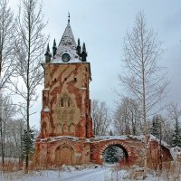 В старом парке... :: Владимир