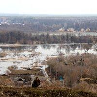 Весенний  разлив. :: Наташа Шамаева