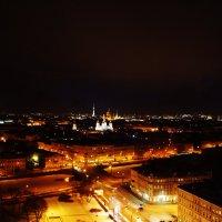 Ночной Санкт-Петербург :: Иван Белоглазов