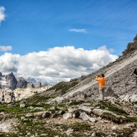 The Alps 2014 Italy Dolomites 53 :: Arturs Ancans