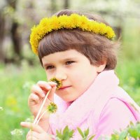 Девочка-весна :: Татьяна