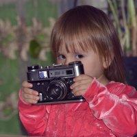 юный фотограф :: vova8730