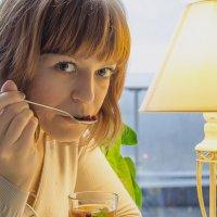 Чай с клюквой :: Ксения Довгопол