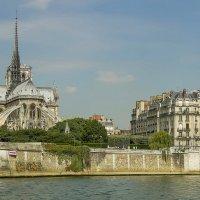 Собор Парижской Богоматери :: leo yagonen