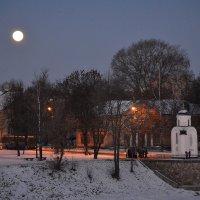 Зимний Псков :: Наталья Левина
