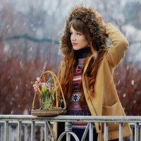 Зимние цветы :: Тамара Гереева