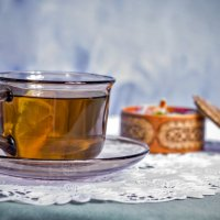 Приглашение к чаю... :: Екатерина Рябинина