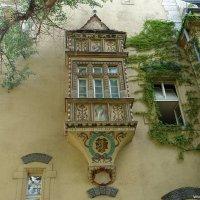 Балкончик :: Дмитрий Лебедихин