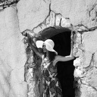 Женщина как персик. Мягкая снаружи, твердая внутри. :: Екатерина Мальцева