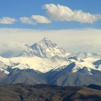 Прикоснуться к Эвересту. :: Аркадий Шведов