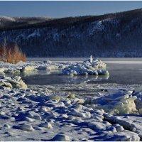 Волга зимой... :: generalov545
