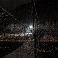 Такие бывают ночи на Закарпатье! :: Василий Ворохта