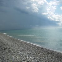 Чёрное море :: Надежда Ужанова