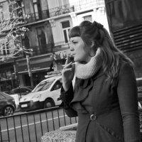 Курение по ... :: Эдуард Цветков