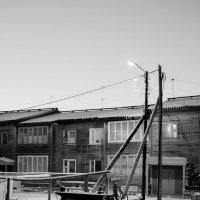 Деревянный Нарьян-Мар :: Konstantin Azarov