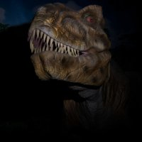 Легенда о динозаврах. :: Поток