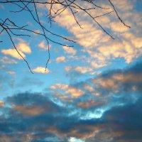 мартовское небо :: Назар