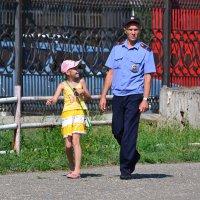 Я что задержанная? :: Валерий Лазарев