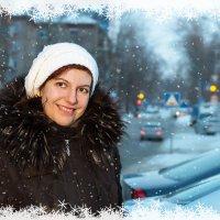 Зимний портрет :: Павел Солопов