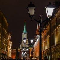 Вечерний Кремль :: Ксения Базарова
