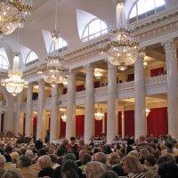 Большой зал филармонии. Питер :: Наталья