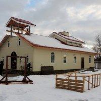 Церковь Михаила Архангела. :: Александр Качалин
