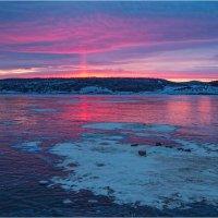 Красивые вечера на озере Большом :: Сергей Винтовкин