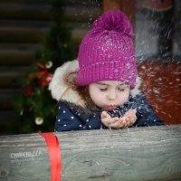 Снежно-воздушно :: Tamila Kamaeva