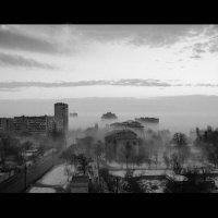 Туман над Волгоградом :: Иван Коваленко
